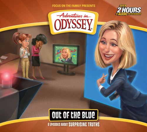 Adventures in Odyssey #68: Out of the Blue (Digital)