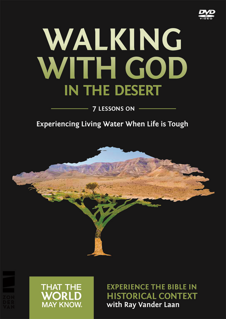 That the World May Know #12: Walking with God in the Desert (Digital)