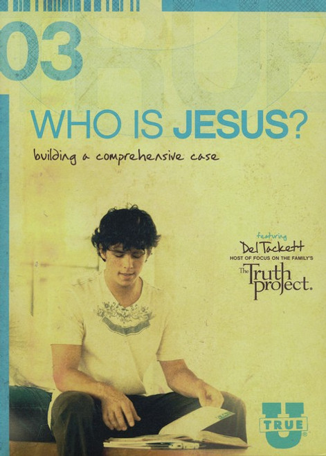 TrueU #3: Who Is Jesus? (Digital)
