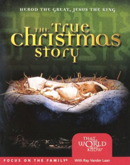 That the World May Know: The True Christmas Story (Digital)