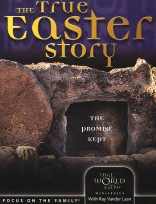 That the World May Know: The True Easter Story (Digital)