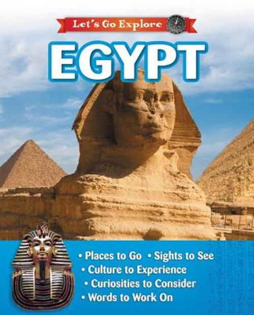 Egypt (Let's Go Explore)