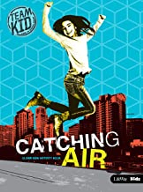 Teamkid: Catching Air Older Kids Activity Book