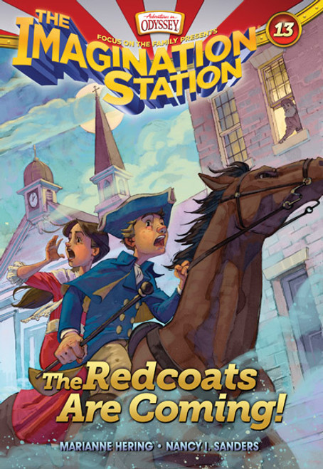 Adventures in Odyssey Imagination Station #13: The Redcoats Are Coming! (Digital)