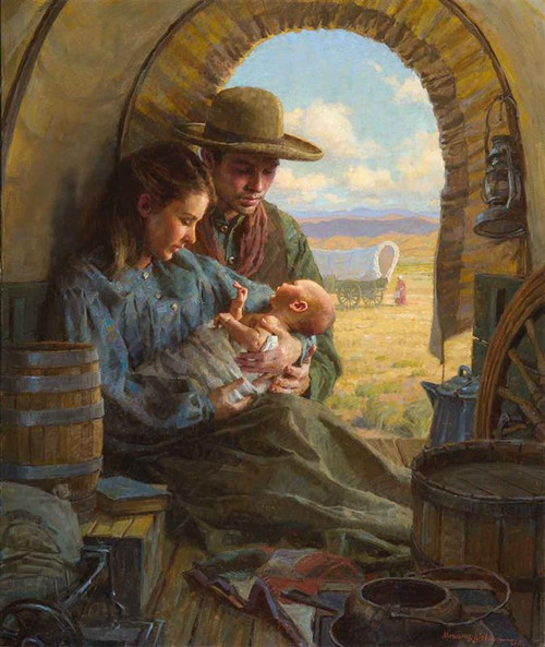 """A Prayer for a New Life"" by Morgan Weistling"