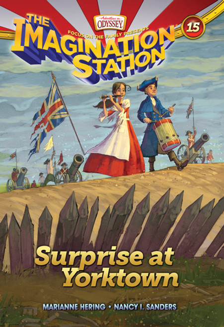 Adventures in Odyssey Imagination Station #15: Surprise at Yorktown (Digital)