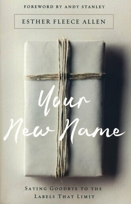 Your New Name - Gift with Donation