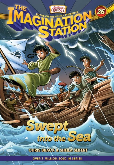 Imagination Station #26: Swept into the Sea