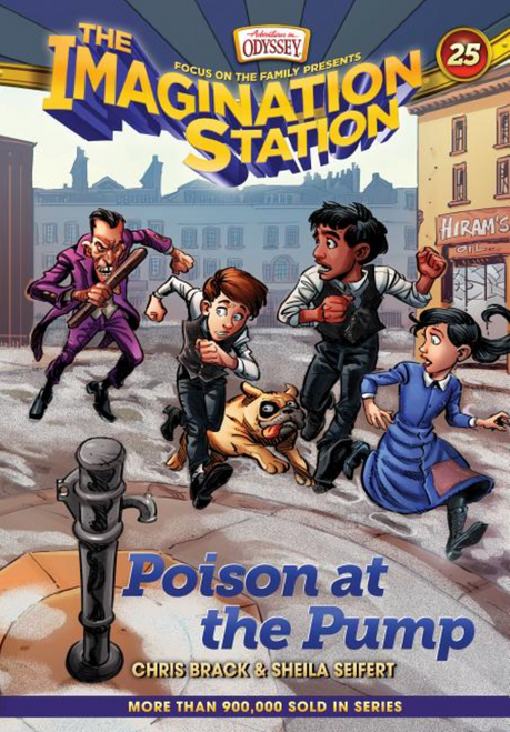 Imagination Station #25: Poison at the Pump