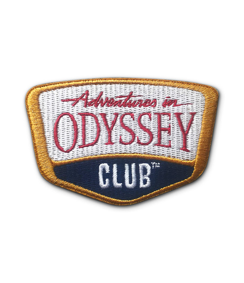 Adventures in Odyssey Club Patch