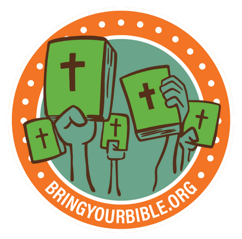 Bring Your Bible Patch