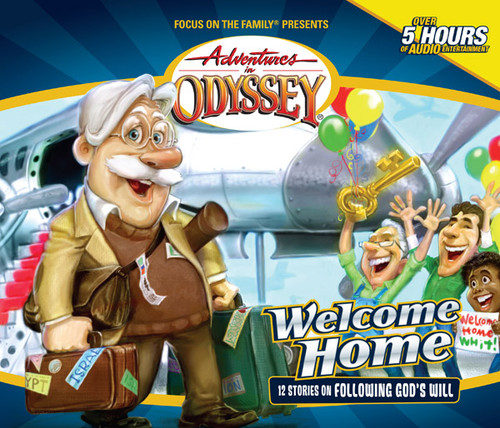Adventures in Odyssey #28: Welcome Home! (Digital)