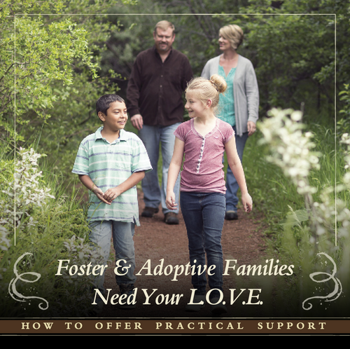 Foster and Adoptive Families Need Your LOVE (FREE)
