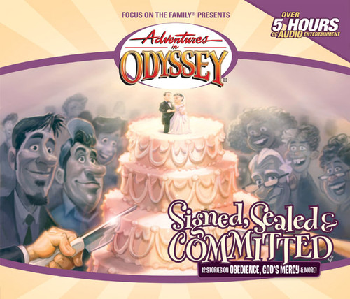Adventures in Odyssey #29: Signed, Sealed, and Committed (Digital)