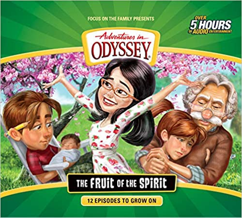 Adventures in Odyssey The Fruit of the Spirit: 12 Episodes to Grow On