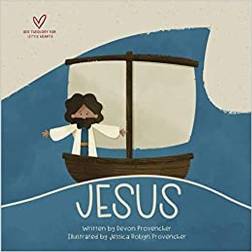 "Jesus: ""a Theological Primer Series"""