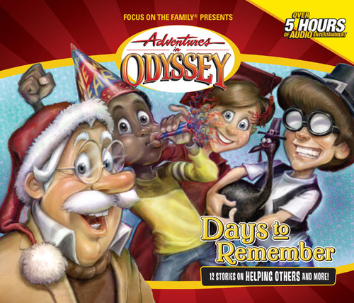 Adventures in Odyssey #31: Days to Remember (Digital)