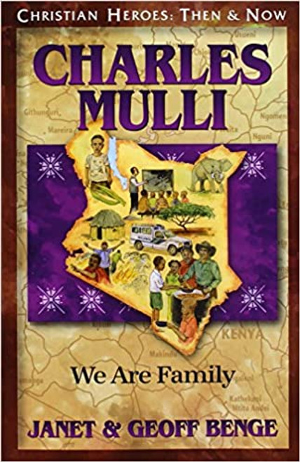 Charles Mulli: We Are Family