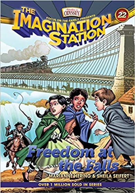 Freedom at the Falls (Imagination Station Books #22)