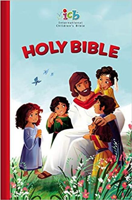 ICB, Holy Bible, Hardcover: International Children's Bible - Large Print