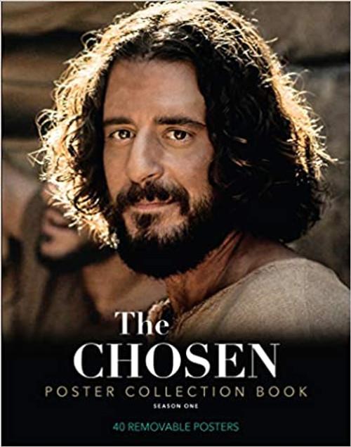 The Chosen Poster Collection Book: Season One