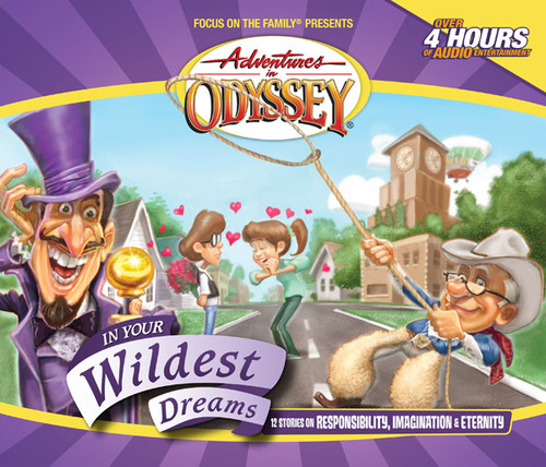Adventures in Odyssey #34: In Your Wildest Dreams (Digital)