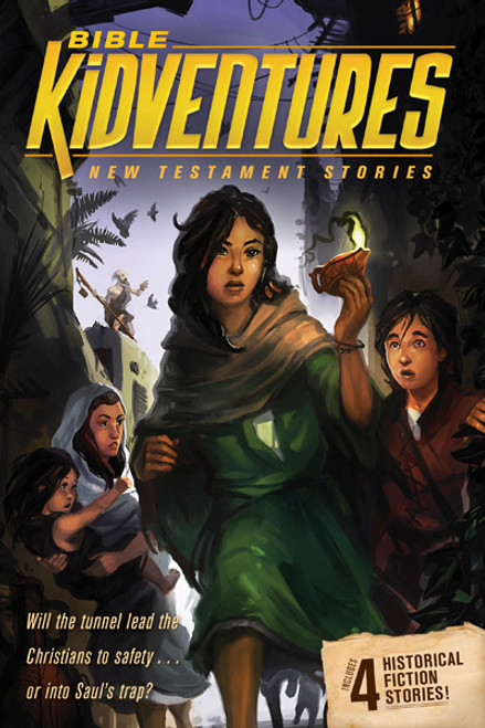 Bible KidVentures New Testament Stories (Digital)