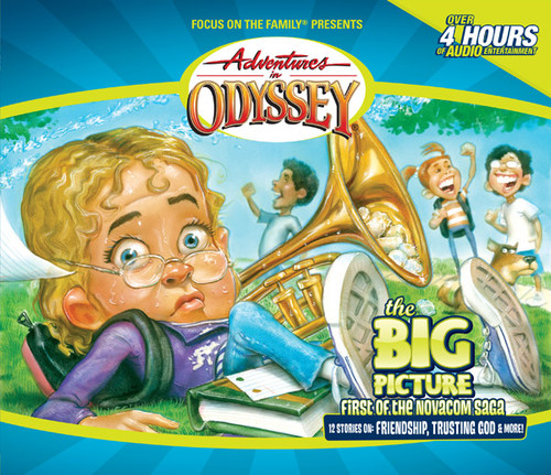 Adventures in Odyssey #35: The Big Picture (Digital)