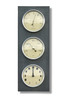 Moon, Thermometer, Barometer (Vertical)