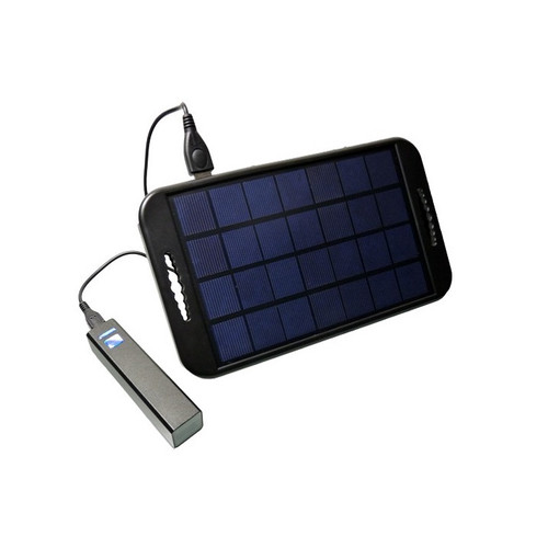 POWERplus Camel - Solar Panel & Stand  - with charger