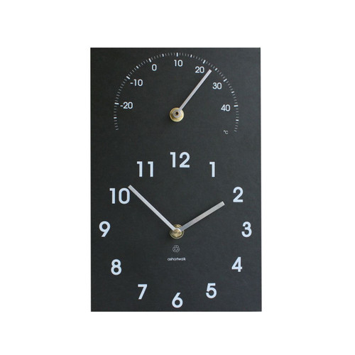 Clock/Thermometer