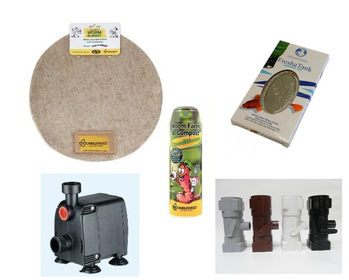 Accessories for Tumbleweed and other garden products