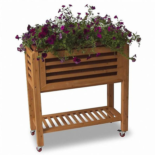 Ergo Garden Indoor/Outdoor elevated garden bed