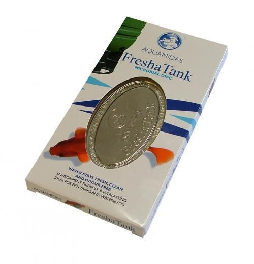 Fresha Tank Water Cleaner - packet