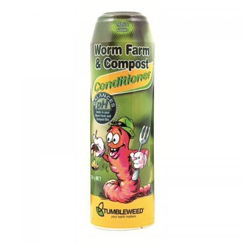 Worm Farm & Compost Conditioner 850g can