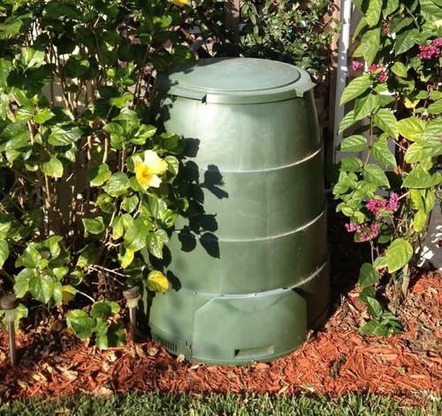 Green Johanna Hot Composter - 330L
