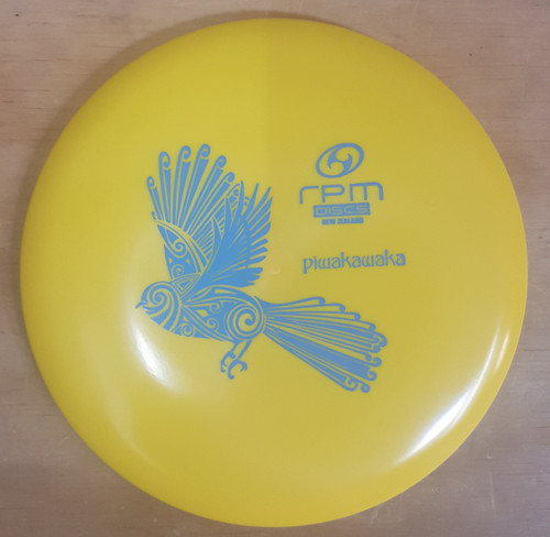 RPM Piwakawaka 167-170g - Atomic Plastic - | 5 | 4 | -1.5 | 1.5 | - Slightly Understable