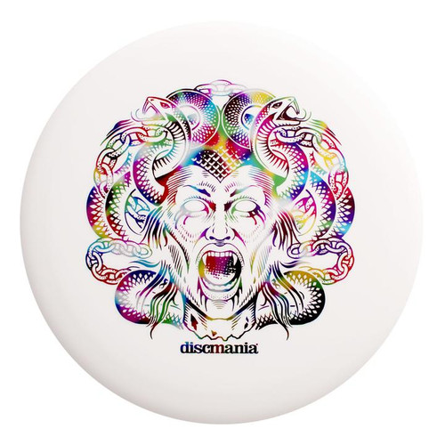 Discmania Medusa Link - Limited Edition - Lumen Soft Exo Line - | 2 | 3 | 0 | 1 | - Stable-Straight