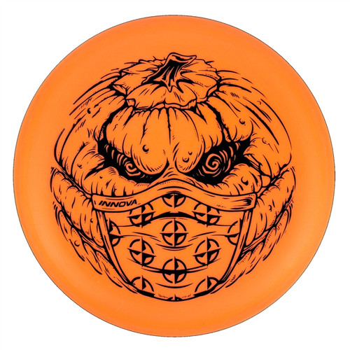 Innova Aviar Putt & Approach - 2020 Pumpkin - DX Glow - | 2 | 3 | 0 | 1 | - Stable-Straight