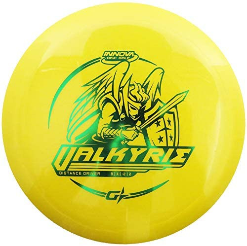 Innova Valkyrie - Big Stamp - GStar - | 9 | 4 | -2 | 2 | - Understable