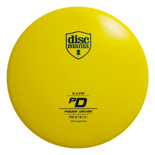 Discmania PD - S Line - | 10 | 4 | 0 | 3 | - Overstable
