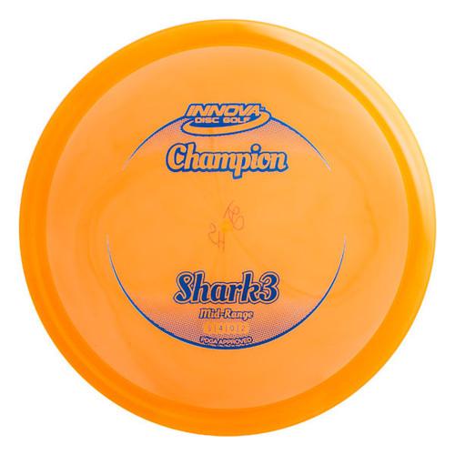 Innova Shark3 - Champion -   5   4   0   2   - Overstable