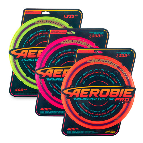 AEROBIE Pro Flying Ring - 33 cm Diameter