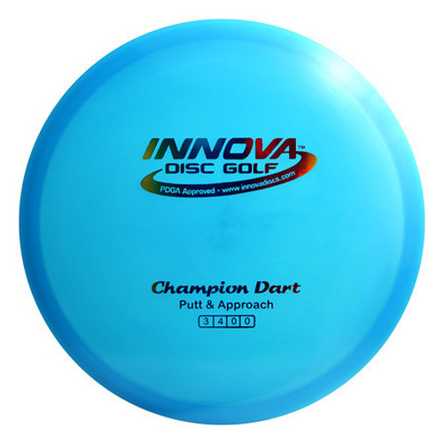 Innova Dart - Champion - | 3 | 4 | 0 | 0 | - Stable-Straight