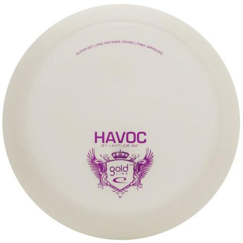 Latitude 64 Havoc - Gold Line -   13   5   -1   3   - Overstable