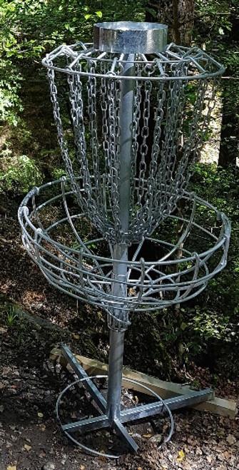 Basket design may vary.