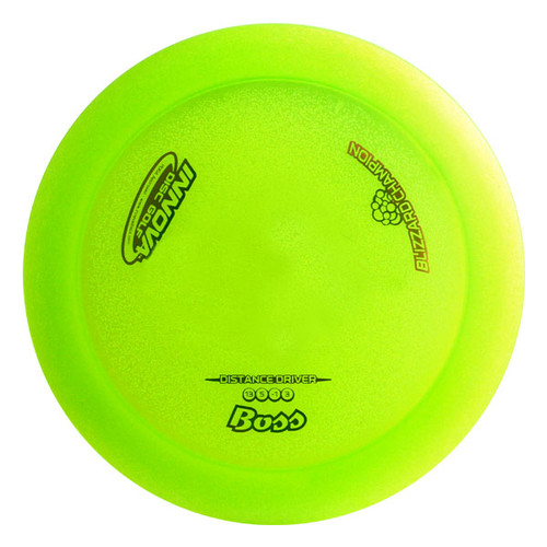 Innova Boss - Blizzard Champion - | 13 | 5 | -1 | 3 | - Overstable