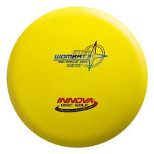 Innova Wombat3 - Star - | 5 | 6 | -1 | 0 | - Slightly Understable