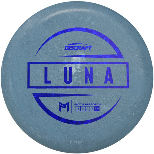 Discraft Luna - Paul McBeth Signature Series - Jawbreaker/Rubber Line -   3   3   0   3   - Overstable