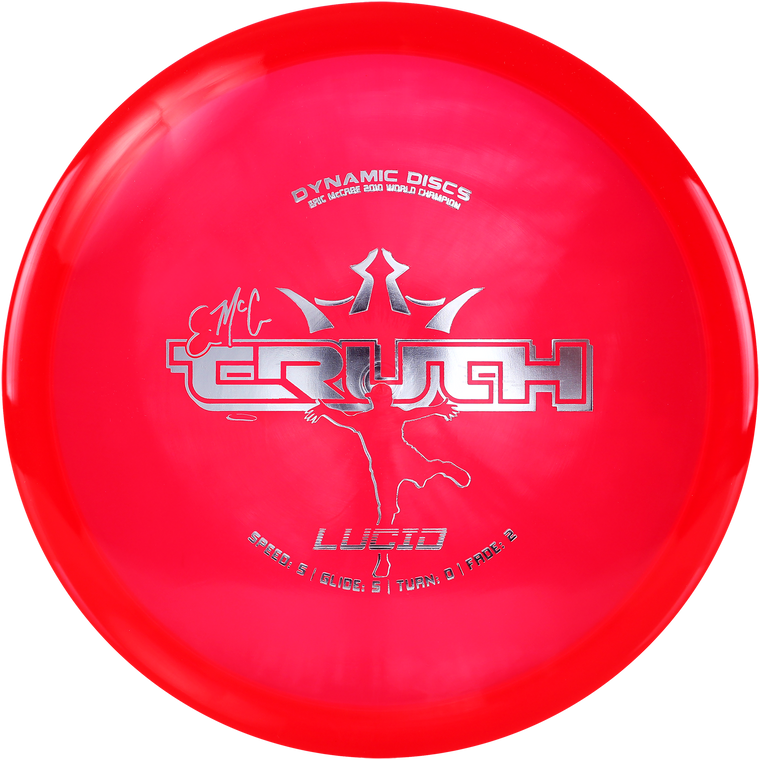 Dynamic Discs EMAC Truth - Lucid Line - | 5 | 5 | 0 | 2 | - Overstable